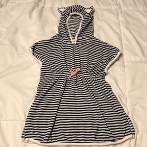 toddler beach cover up